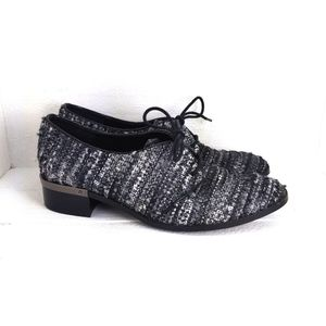 Ivanka Trump Emale Tweed Oxford